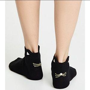 KATE SPADE Cat Ankle Sock